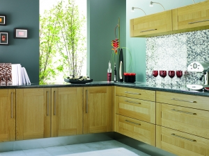 Italian white oak premium timber traditional styling curves available-kitchen centre liverpool