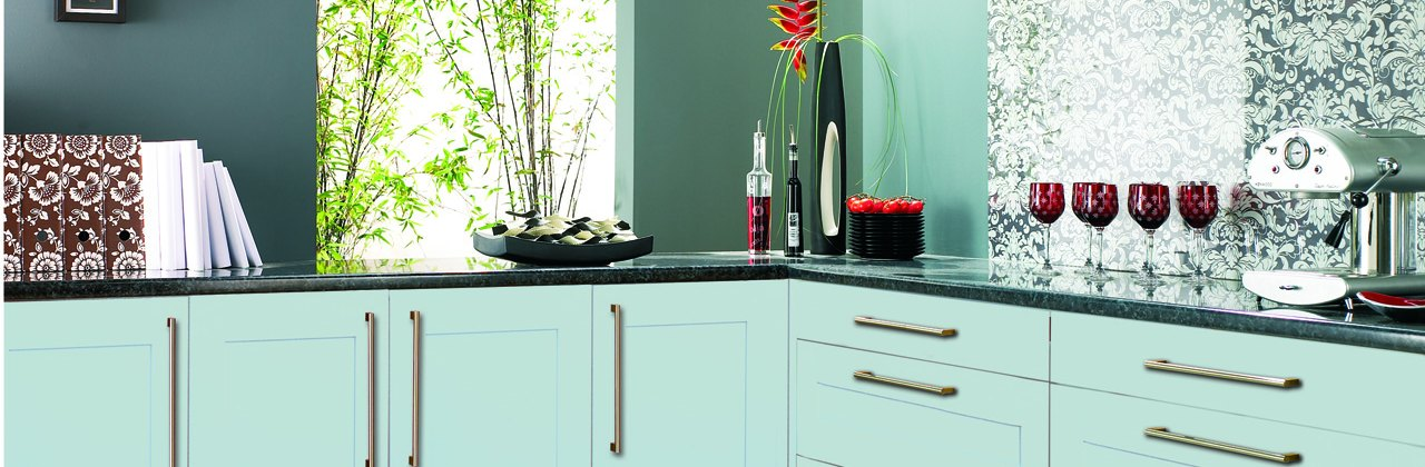 Italian premium timer modern styling in chic colours-kitchen centre liverpool
